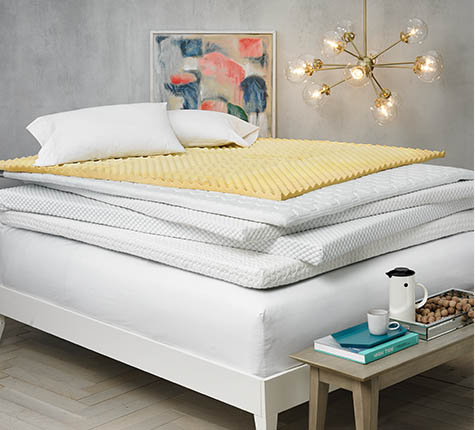 Get the Basics: Mattress Pads, Toppers & More