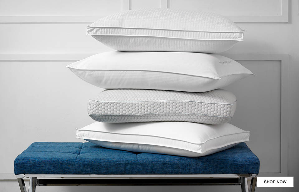 How to Wash & Change Pillows