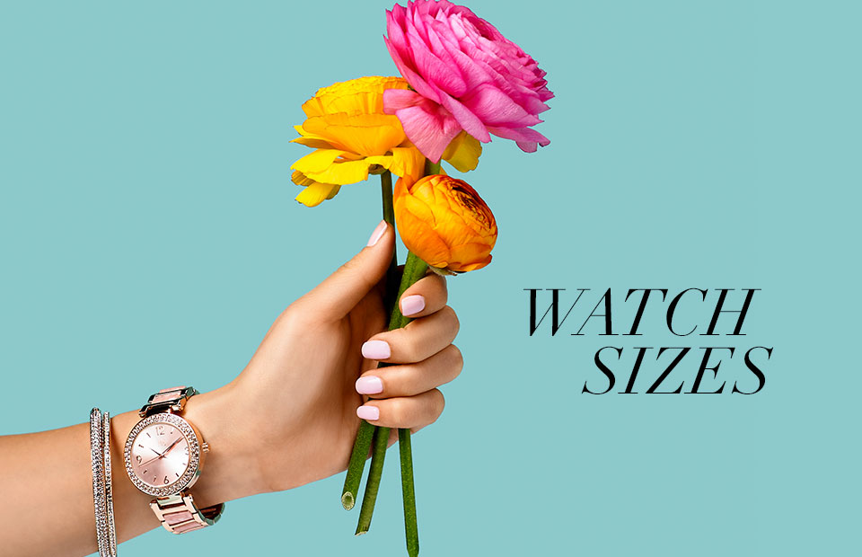 Watch Sizes Watches Buying Guide Macy S