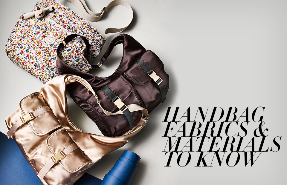 Handbag Fabrics & Materials To Know