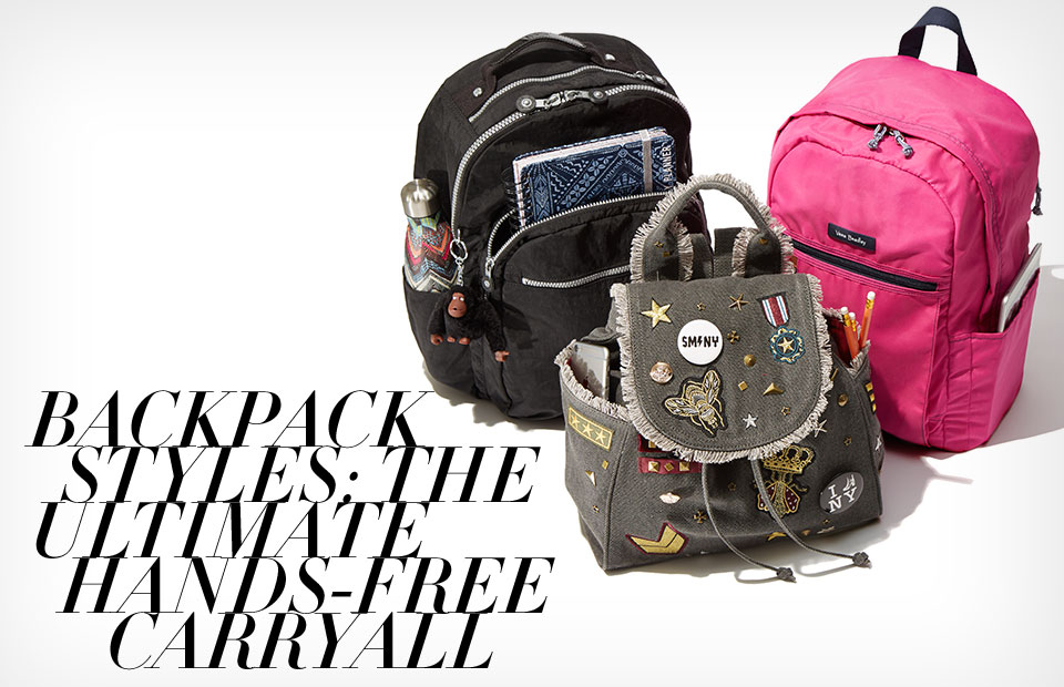 Backpack Styles: The Ultimate Hands-Free Carryall