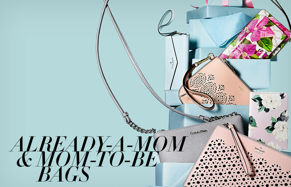 Already-A-Mom & Mom-To-Be Bags