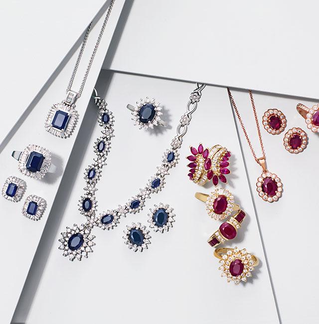 Types of Gems & Gemstone Treatment - How to Buy Jewelry - Macy's