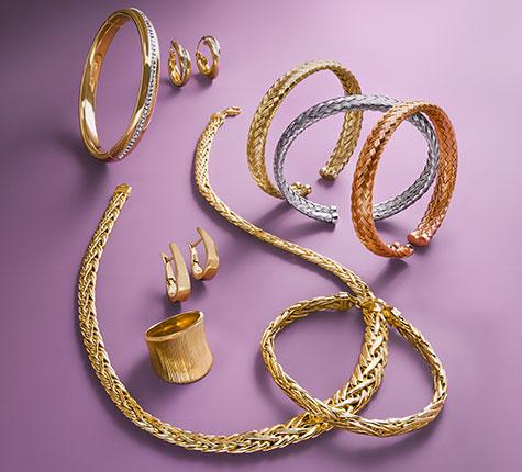 Top Jewelry Metals