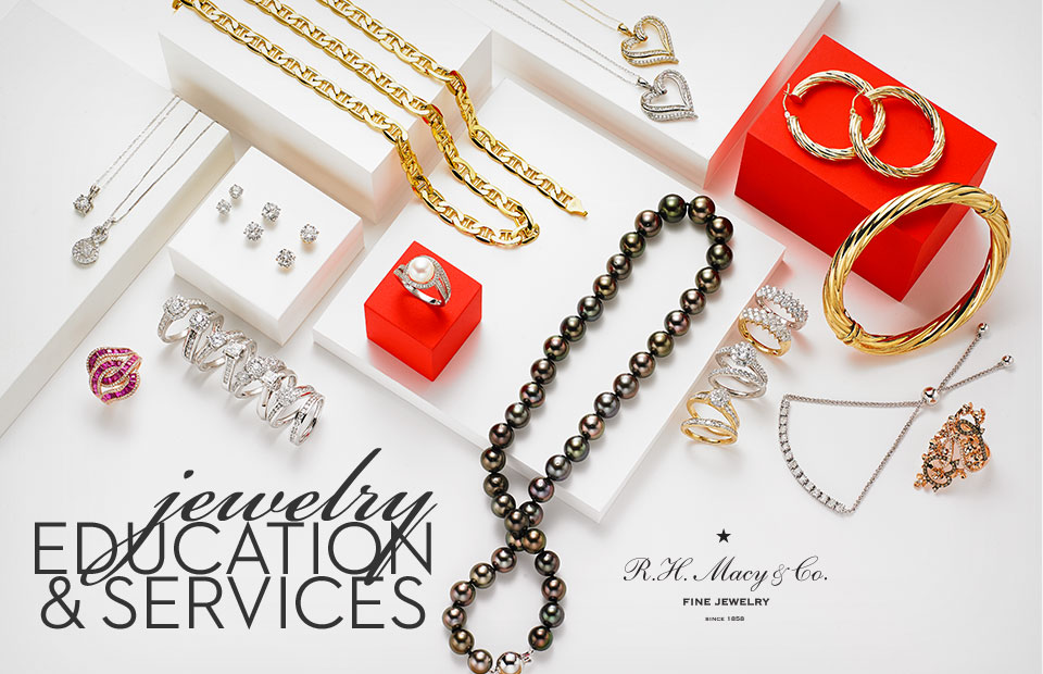 jewelry education and services
