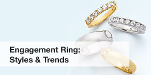 engagement ring styles and trends