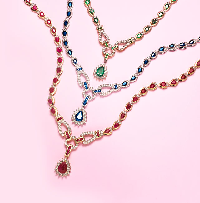 types of necklaces how to buy jewelry macys