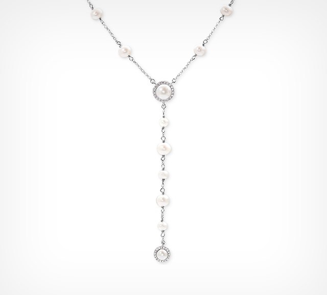 Types Of Necklaces How To Buy Jewelry Macy S