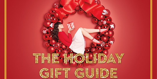the holiday gift guide