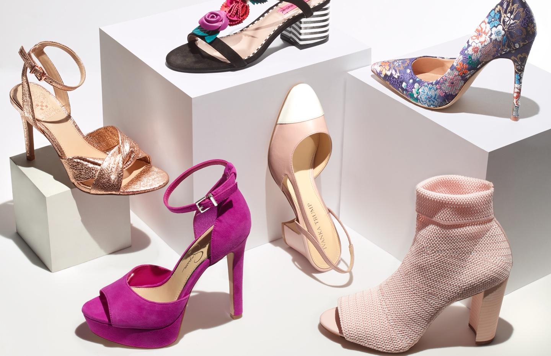 6 Types of Heels you Need - Macy's