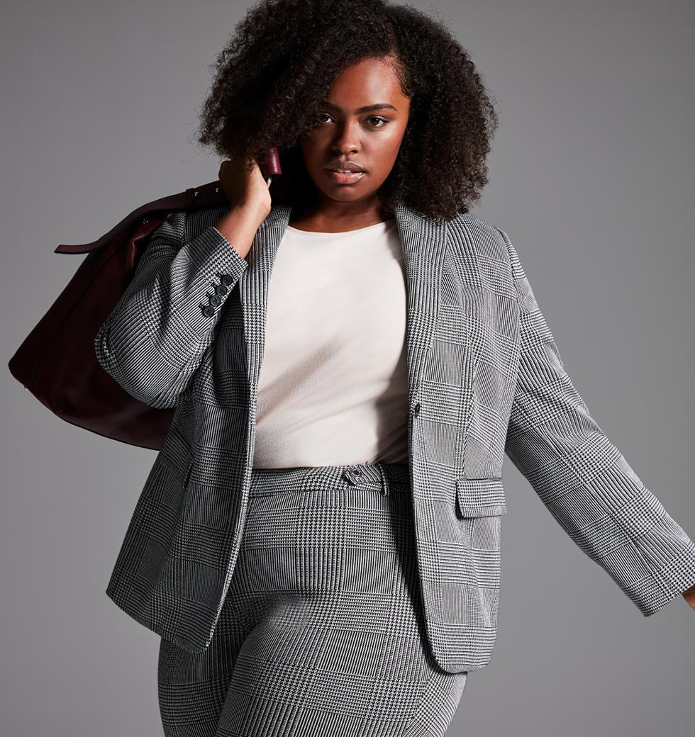 Plus Size Office Wear Trends