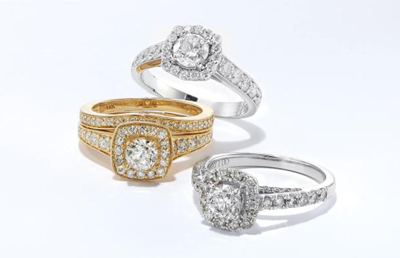 Engagement Ring Settings Macy S Engagement Rings Online