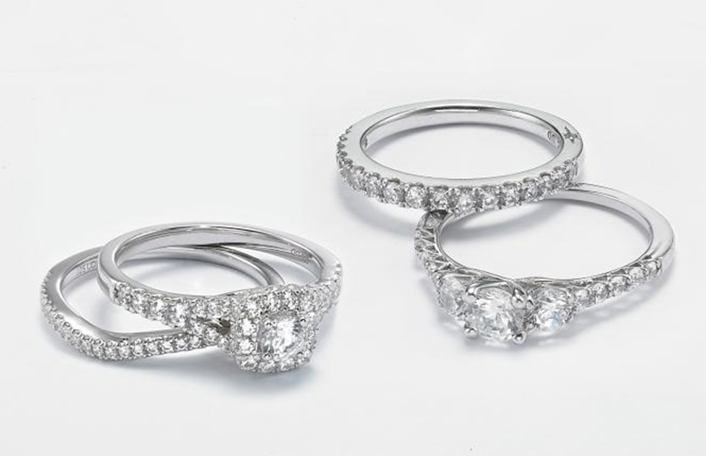 ca98bf6d04ad The Four Cs of Diamonds - Macy's Guide to Engagement Rings Online