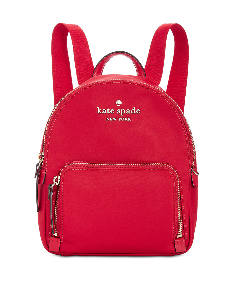 72309ac4d5ac Throw on a mini backpack for undeniable charm—all the style without extra  weight. Miniature versions give you the shape you love in an on-the-go size.