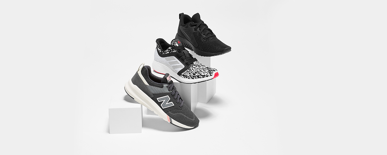 athletic footwear brands