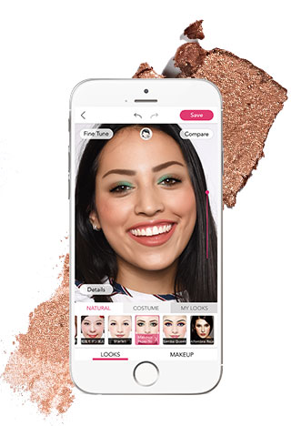 Shop the look right on your phone                 and don't forget to take a selfie!