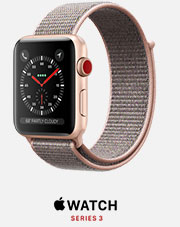 apple watch series three