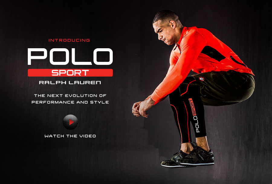introducing polo sport ralph lauren the next evolution of performance. Black Bedroom Furniture Sets. Home Design Ideas