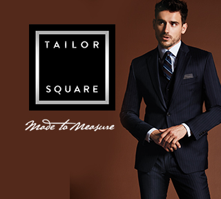 Tailor Square made to measure