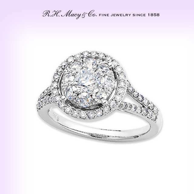 diamond clarity - Macy Wedding Rings