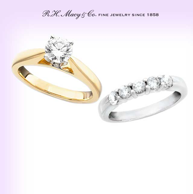 ring sizes - Macy Wedding Rings