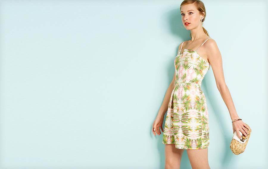Plus Size Fashion Summer Dresses