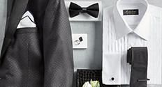 Tuxedo vs. Suit Guide