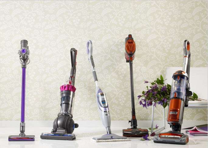 Vacuums by purpose. Whether you're doing a quick once over or you've got a set-in stain, these vacuums come to your rescue for any purpose