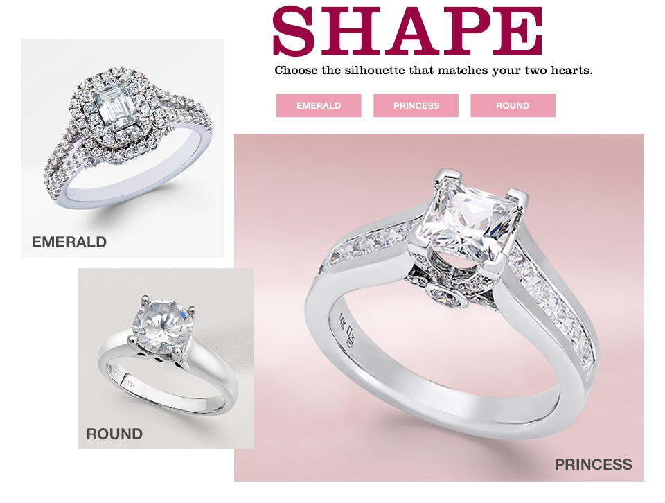 wedding and engagement ring style guide macy s