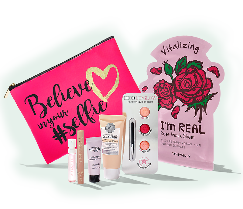 Macy's Beauty Box $15 Shipped.