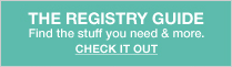 The Registry Guide, Find the stuff you need and more, Check it Out