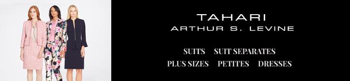 Tahari Arthur S. Levine, Suits, Suit Separates, Plus Sizes, Petites, Dresses