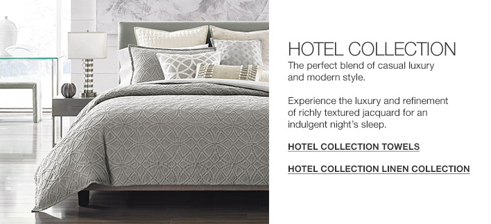 Hotel Collection Bedding Amp Bath Macy S