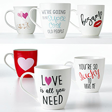 Coffee Mugs and Teacups