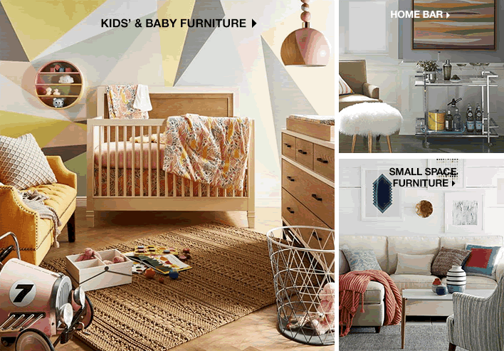 Kids' and Baby Furniture, Home Bar, Small Space Furniture