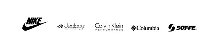 Nike, ideology, Calvin Klein, Columbia, Soffe