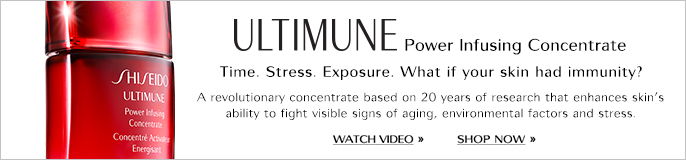 Ultimune, Power Infusing Concentrate Time, Stress, Exposure, What if your skin had immunity? A revolutionary concentrate based on 20 years of research that enhances skin's ability to fight visible signs of aging, environmental factors and stress, Watch Video, Shop Now