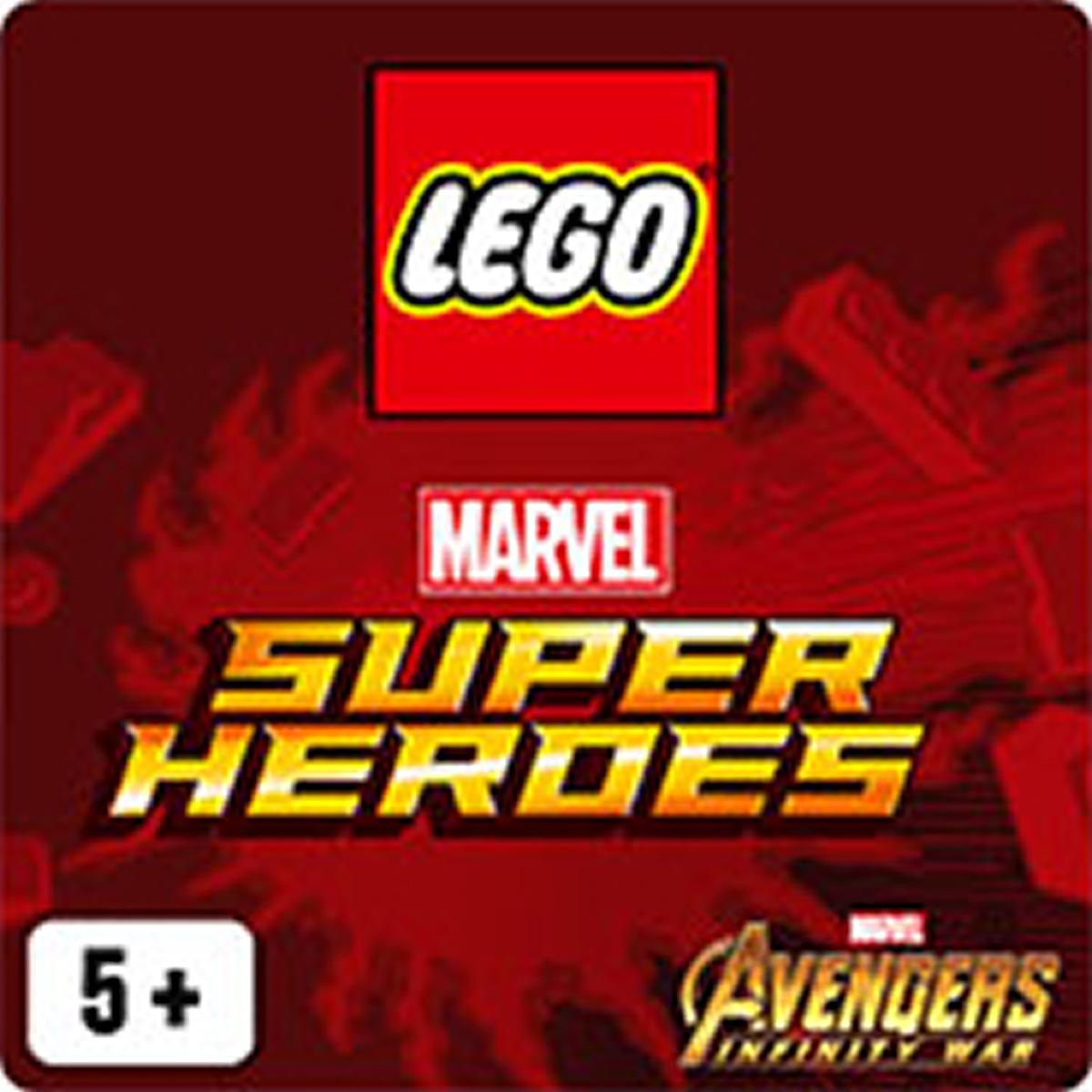 Lego, Marvel, Super Heroes