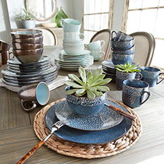 Expanded Dinnerware Sets