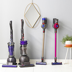 Vacuums and Steam Cleaners