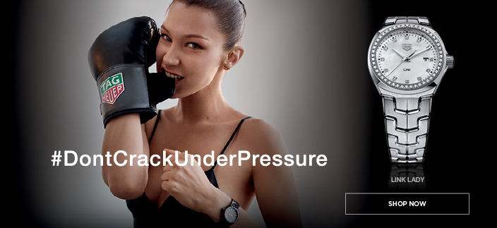 #DontCrackUnderPressure, Shop now