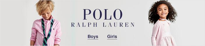 Polo Ralph Lauren, Boys, Girls