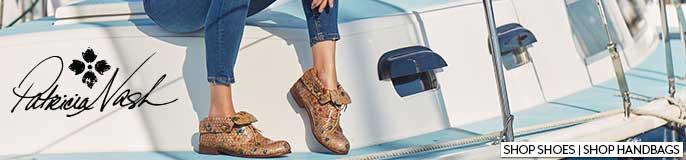 Patricia Nash, Shop Shoes, Shop Handbags