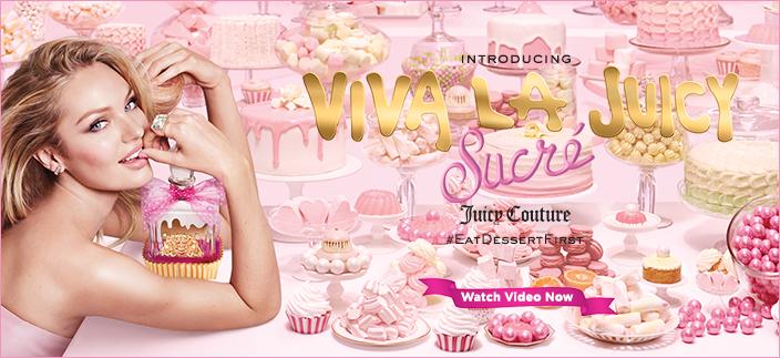 Viva la Juicy Sucre, Watch Video Now