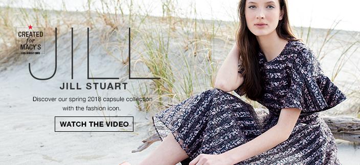 Jill Stuart, Watch The Video