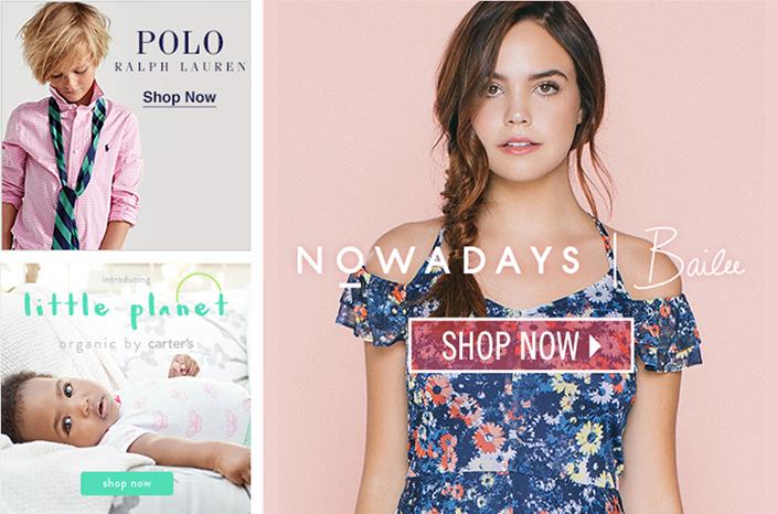 Polo, Ralph Lauren, Shop Now, little planet, Shop now, Nowadays, Bailee, Shop now