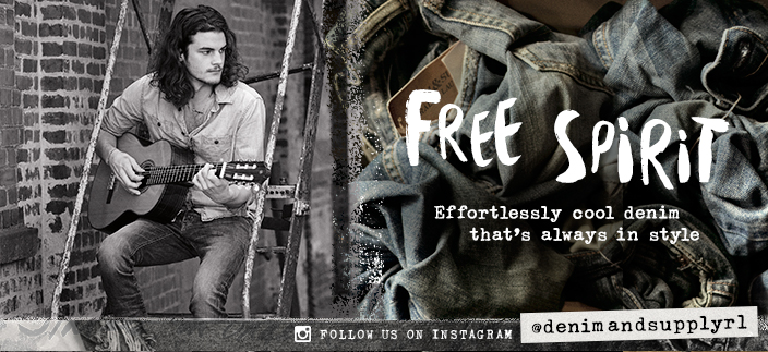 Free Spirit, Effortlessly cool denim that's always in style