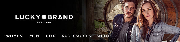 Lucky Brand, Women, Men, Plus, Accessories, Shoes