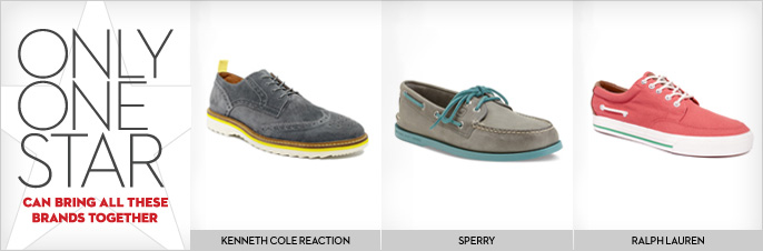 Featured Designers for Men's Shoes