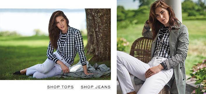 Shop Tops, Shop Jeans